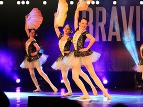 Bravissimo Dance competition
