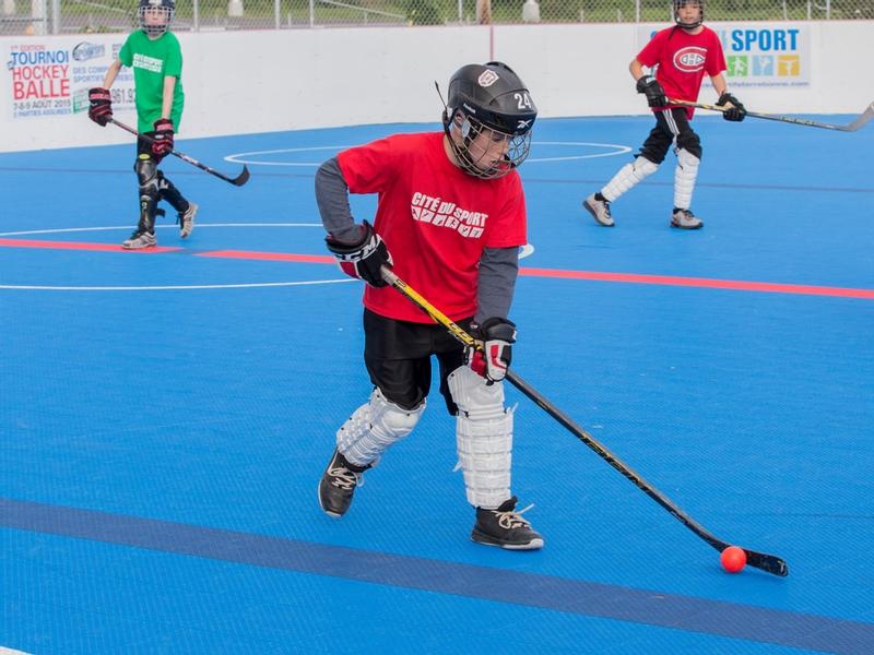 Deck hockey - Complexes Sportifs Terrebonne