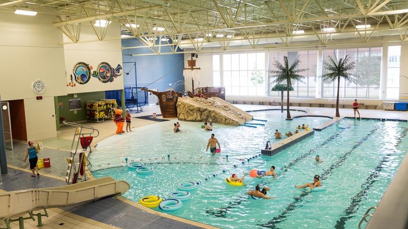 Aquatic activities in Terrebonne - Physical activities